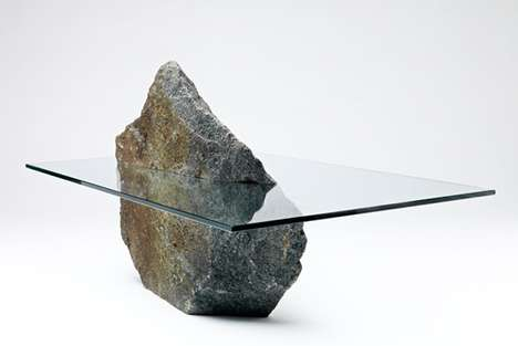 Rock-Infused Tables