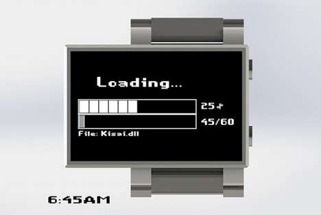 Loading Bar Tech Timepieces