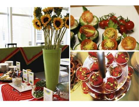 Local Food-Sourced Events
