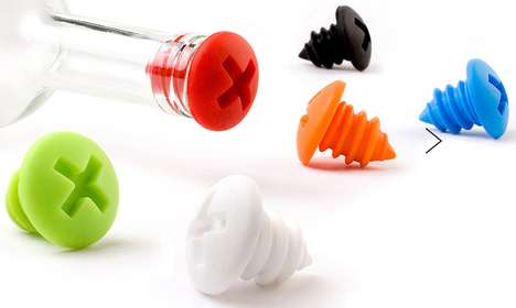 Hardware Wine Stoppers