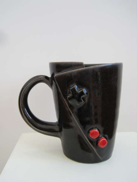 Retro Gaming Coffee Mugs