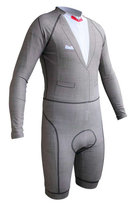 Iconic Character Cycling Suits