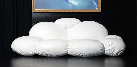 Cloudy Living Room Couches
