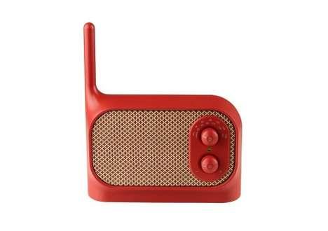 Retro Bathroom Radios