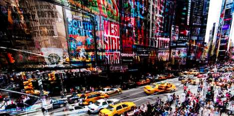 Layered City Snapshots