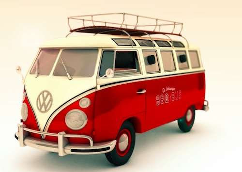 48 High-Velocity Volkswagen Ads