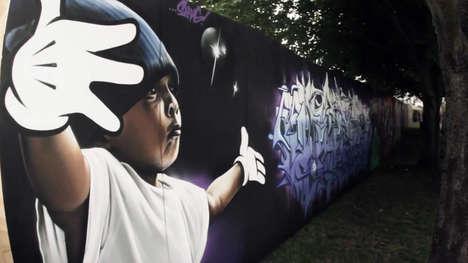 Graffiti-Sanctioning Festivals