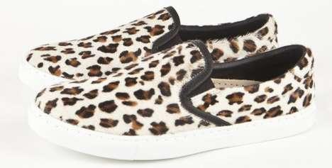 Furry Animalistic Footwear