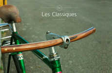Bespoke Bike Accessories - Elegant Handlebars from the F&Y Design Studio are a Cool Bike Accessory