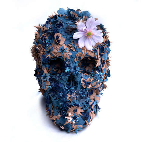 Blooming Cadaver Art