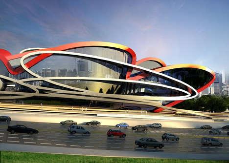 Race Car-Resembling Constructions