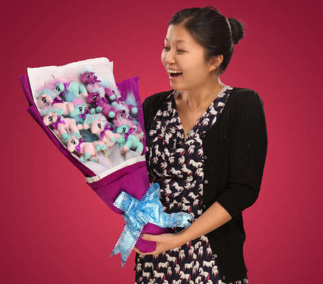 This Unicorn Bouqet is the Perfect Geeky Valentine's Day Gift
