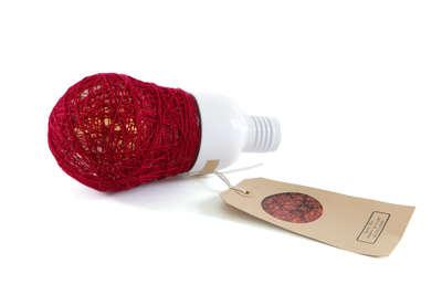 Lightbulb-Bound Lampshades