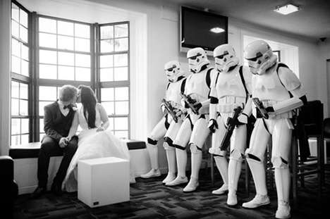 Sci-Fi Weddings