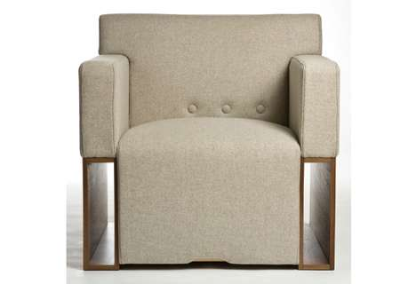 Hollow-Bottomed Sofas