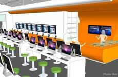 E-Book-Only Libraries - San Antonio's BiblioTech Will Be the US' First All-Digital Public Library