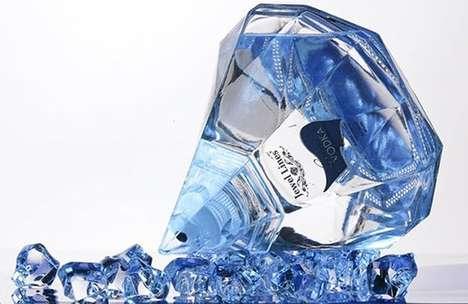 Genuine Gemstone Liquor Branding