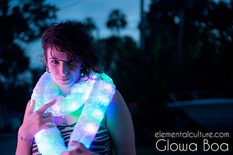 LED Scarves