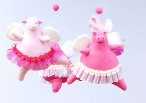 Costumed Critter Mobiles