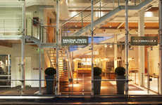 Perfume Factory Hotels - The Magna Pars Suites Milano is the World's First Hotel-à-Parfums