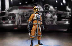 Hyperrealistic Sci-Fi Dolls - Hasbro is Set to Create a Line of Star Wars Figurines Marketed to Dads