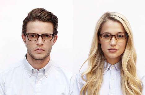 Scholarly British Eyewear