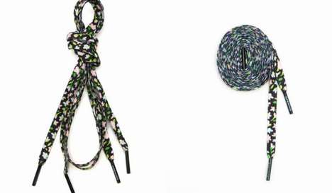 Custom Graphic Shoelaces
