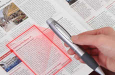 Handheld Document Scanners
