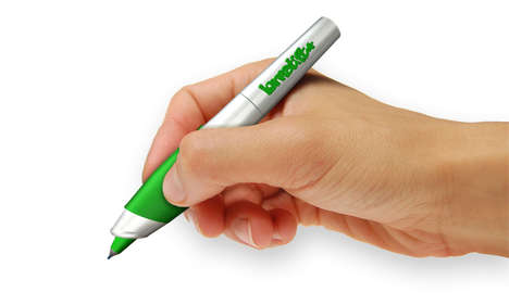 Vibrating Writing Tools