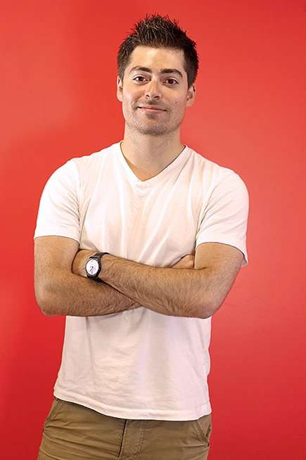 Mike Kretz, Front End Developer (INTERVIEW)