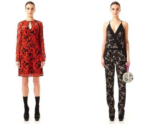 Diane Von Furstenberg Pre-Fall 2013 Collection is Effortlessly Ladylike