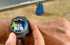 Robot Controlling Watches - Dominate the Evil Dalek with this Doctor Who Watch