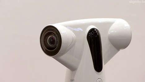 360-Degree Panoramic Cameras