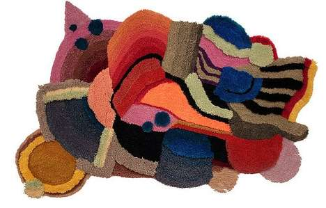 Eclectic Carpet Collages