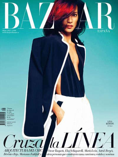 45 Harper's Bazaar Cover Shoots