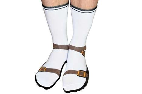 Fashion Faux Pas Socks