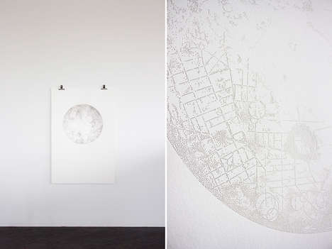 Galactic City Illustrations