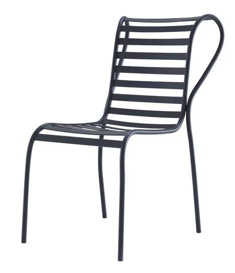 Spaghetti-Like Chairs