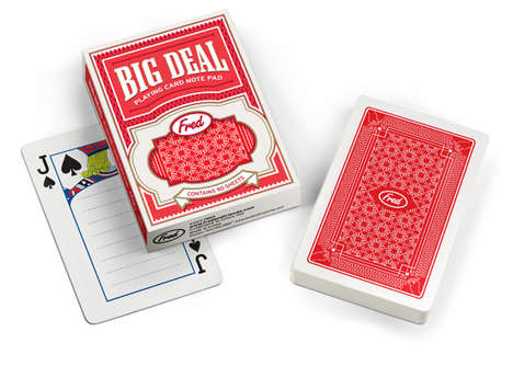 Note-Taking Card Decks