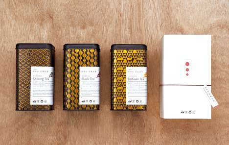 Elaborately Patterned Infusions