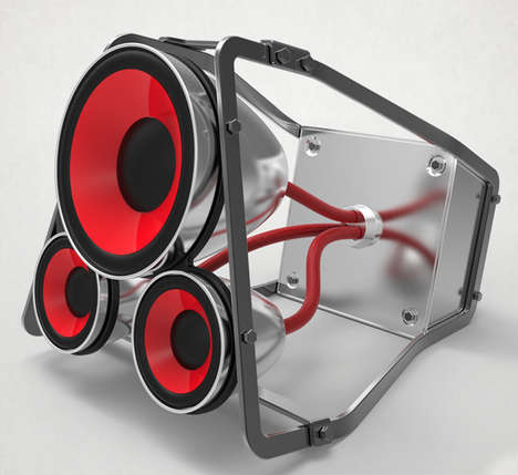 Utilitarian Sound Systems
