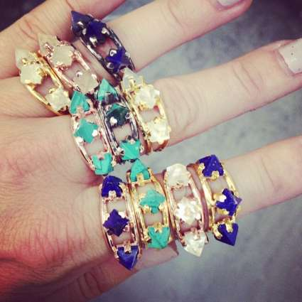 Bedazzled Hipster Jewelry