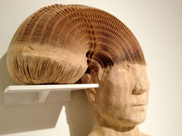 35 3D Paper Sculptures