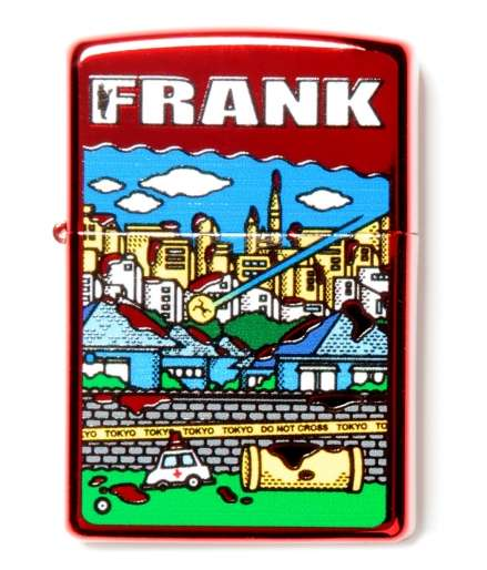 The Frank Cover Zippo By RIMO From Mocrock is Sold Out
