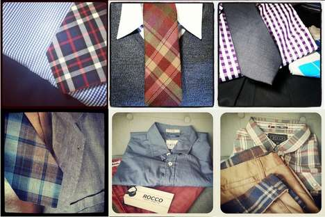 Online Shopping Business Boxes Menswear Picks and Ships Them