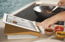 Kitchen-Ready Tablet Docks