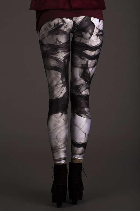 Stylishly Smoldering Stockings