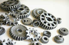 Edible Machine Parts - Andy's Specialty Treats Crafts the Ideal Valentine's Candy for Him