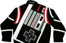 Geeky Gaming Bomber Jackets