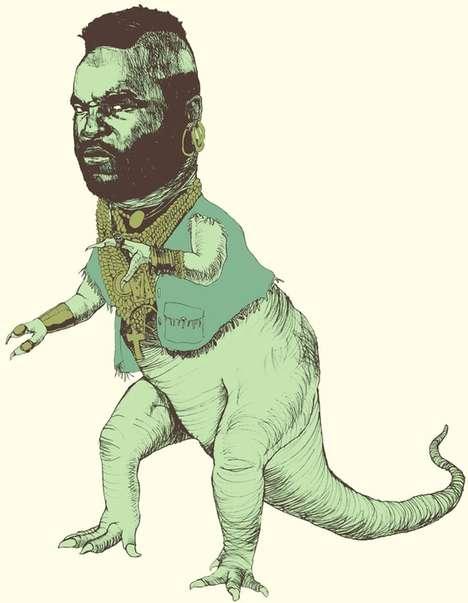 Famous Prehistoric Portraits